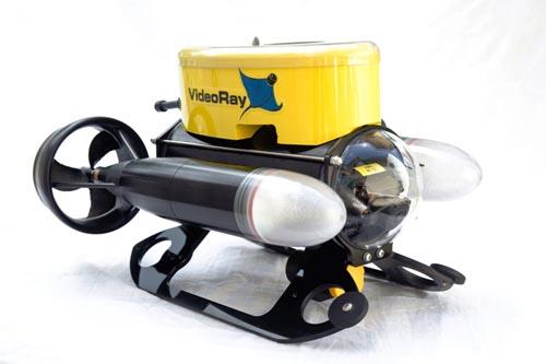 mini robotic sub