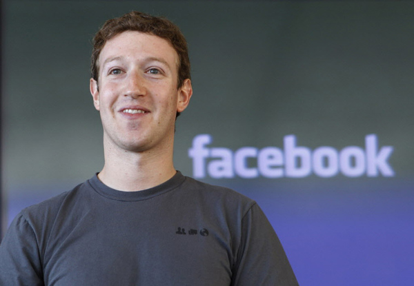 Mark Zuckerbertg